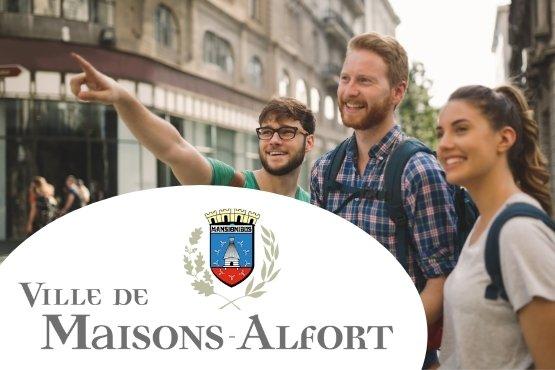 Tourisme Maisons Alfort avec guide